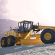 Motor Mining Grader Caterpillar 24M - 3DOcean Item for Sale