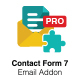 Contact Form 7 Email Add on Pro - CodeCanyon Item for Sale