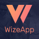 WizeApp - One Page App Landing - ThemeForest Item for Sale