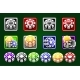Casino Game Chips - GraphicRiver Item for Sale