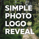 Simple Photo Logo Reveal - VideoHive Item for Sale