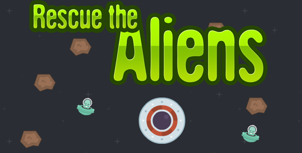 Rescue the Aliens