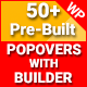 Popover Builder Responsive WordPress Plugin - CodeCanyon Item for Sale