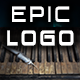 Cinematic Emotional Piano Logo