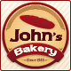 Bakery Logo - GraphicRiver Item for Sale