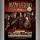 Jazz Event Flyer / Poster - GraphicRiver Item for Sale