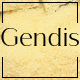 Gendis - GraphicRiver Item for Sale