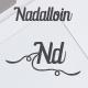 Nadalloin Font - GraphicRiver Item for Sale