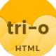 Tri-O - Bootstrap 4 Multipurpose Creative HTML Template - ThemeForest Item for Sale