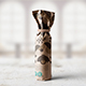 Wine Bottle Wrapping Mock-up 4 - GraphicRiver Item for Sale