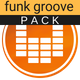 Upbeat Funk Groove Pack