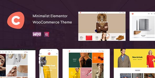 Ciao - Minimalist Elementor WooCommerce Theme