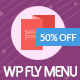WP Fly Menu - Responsive Off-Canvas Menu Plugin for WordPress - CodeCanyon Item for Sale