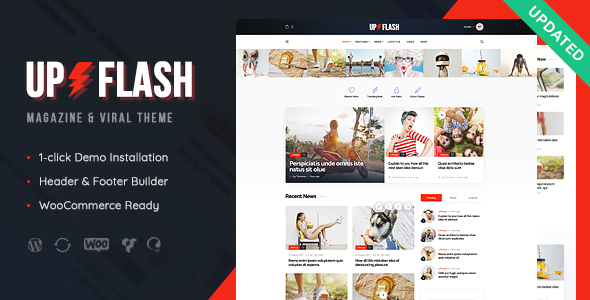Bazinga | Modern Magazine & Viral Blog WordPress Theme