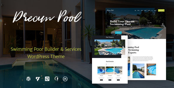 Bassein | Swimming Pool Cleaning & Maintenance Service WordPress Theme