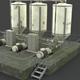 Oil / Gaz / Water tank - 3DOcean Item for Sale