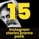Instagram Stories Promo Pack - GraphicRiver Item for Sale