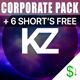 Upbeat Corporate Pack