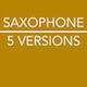 Saxophone Deep House - AudioJungle Item for Sale