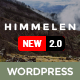 Himmelen - Personal Minimal WordPress Blog Theme - ThemeForest Item for Sale
