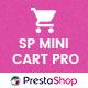 SP Mini Cart Pro - PrestaShop 1.7 Module - CodeCanyon Item for Sale