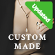Custom Made | Jewelry Manufacturer and Store WordPress Theme - ThemeForest Item for Sale