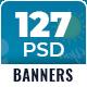 Multipurpose Banners Bundle-8 Design v3 - GraphicRiver Item for Sale