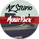 Uplifting Inspiring Acoustic Indie Folk Pack