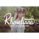 Rhoselinna Handwritten Font - GraphicRiver Item for Sale