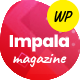 Impala - Colorful WordPress theme for Magazine and Blog - ThemeForest Item for Sale