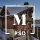 Milenia - Hotel & Resort PSD Template - ThemeForest Item for Sale