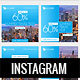 Instagram Post for Holiday - GraphicRiver Item for Sale