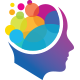 Human Colorful Brain Logo - GraphicRiver Item for Sale