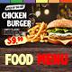 Food Menu Restaurant Promotion - VideoHive Item for Sale