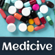Medicive Mobile UI Kit with XD files - ThemeForest Item for Sale