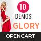 Glory - Opencart 3 Multi-Purpose Responsive Theme - ThemeForest Item for Sale