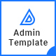 Admire Admin PSD Template - ThemeForest Item for Sale