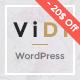 ViDi - Multi-Purpose Corporate WordPress Theme - ThemeForest Item for Sale