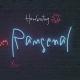 Badliver Ramsenal Handwriting Font - GraphicRiver Item for Sale