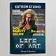 Magazines Layer Out 03 - GraphicRiver Item for Sale