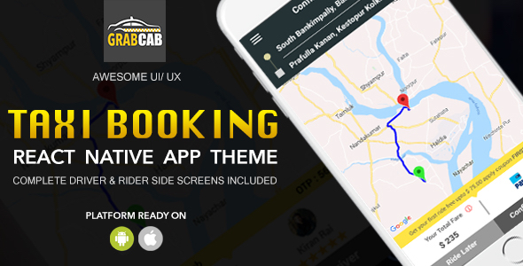 Uber App Plugins, Code & Scripts from CodeCanyon