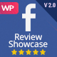 WP Facebook Review Showcase - FB Page Review Plugin for WordPress - CodeCanyon Item for Sale