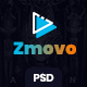 Zmovo - Online Movie, Video & TV Show PSD Template - ThemeForest Item for Sale