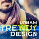 Urban Trendy Modern Slideshow - VideoHive Item for Sale