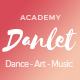 Danlet Academy WordPress Theme - Art Education - ThemeForest Item for Sale