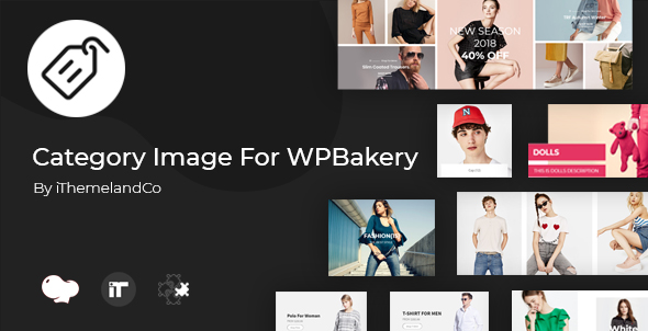 Category Image For WPBakery Page Builder (Visual Composer)