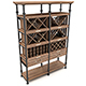 wine rack - 3DOcean Item for Sale