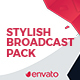 Stylish Broadcast Pack - VideoHive Item for Sale