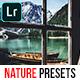 25 Pro Nature Lightroom Presets - GraphicRiver Item for Sale