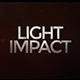 Light Impact Logo - VideoHive Item for Sale